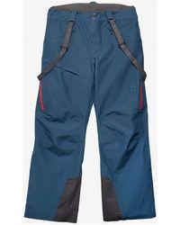 Haglöfs LINE PANT MEN Pantalon - Bleu