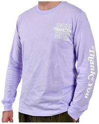 Converse 10019500-A02 T-shirt - Violet