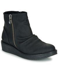 Blowfish Malibu CARAH femmes Boots en Noir