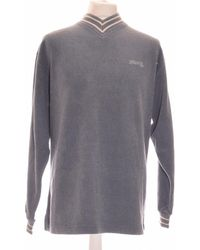 Schott Nyc Pull Homme 40 - T3 - L Pull - Gris
