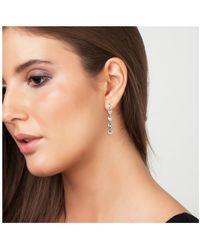 Sc Crystal BS006 Boucles oreilles - Métallisé