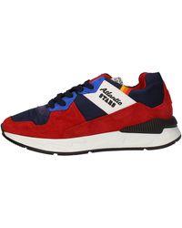 Atlantic Stars CETUS FNF I02 hommes Chaussures en rouge