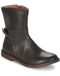 Kickers CRICKET femmes Boots en Marron