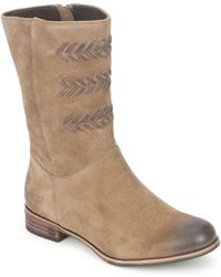 ea74f23707a Cailyn Women's High Boots In Brown
