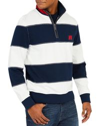 Nautica K81571-1MA hommes Polaire en blanc