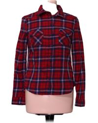 H&M Blouse, Chemisier - Taille 34 Blouses - Rouge