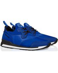 Hogan Lage Sneakers Hxm2610u390cb80xab - Blauw