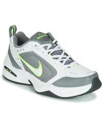 Nike Lage Sneakers Air Monarch Iv - Grijs