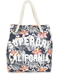 Superdry - Summer Rope Women's Shopper Bag In Multicolour - Lyst