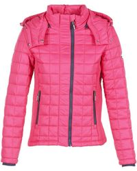 Superdry - Donsjas Fuji Box Quilted - Lyst