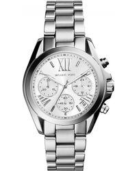 MICHAEL Michael Kors - - Mk6174 Women's Watch In Silver - Lyst