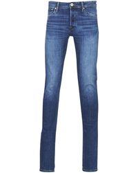 Jack & Jones Skinny Jeans Jjiglenn - Blauw