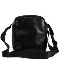 PUMA - Originals Portable Women s Shoulder Bag In Black - Lyst e7c09f738a926