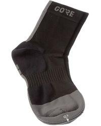No Name M Mid socks - Elasthanne Chaussettes de sports - Noir
