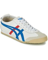 Onitsuka Tiger Lage Sneakers Mexico 66 - Wit
