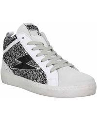 Semerdjian Hoge Sneakers 135405 - Metallic