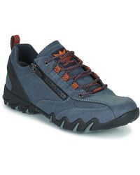 Allrounder By Mephisto NAILA TEX Chaussures - Bleu