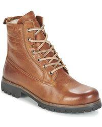 Blackstone Mazine Mid Boots - Brown