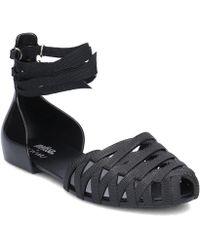 Melissa - Jean Sandal Jason Wu Women's Sandals In Black - Lyst