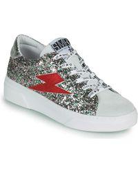 Semerdjian Sneakers Basse Oslo - Metallizzato