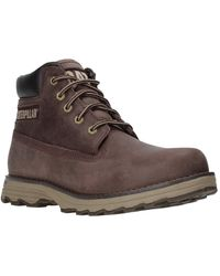 Caterpillar Boots P721591 - Marron