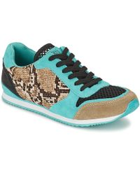 Colors Of California - Run Women's Shoes (trainers) In Multicolour - Lyst