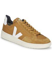 Veja Lage Sneakers V-12 - Bruin