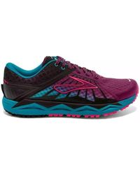 Brooks - Caldera Women's Running Trainers In Multicolour - Lyst