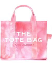Sac The The Tie Dye Small Traveler Tote Bag Cabas