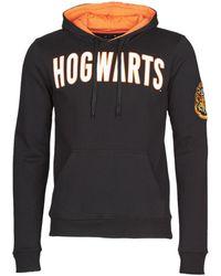 Yurban Sweater Hogwarts Emblem - Zwart