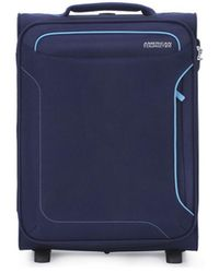 Samsonite AMERICAN TOURISTER 003 HOLIDAY HEAT 5520 UPRIGH - Blu
