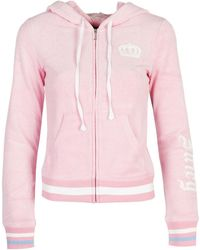 Juicy Couture Sweat-shirt - Rose