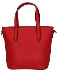 Lancetti LB0076HG1 Sac à main - Rouge
