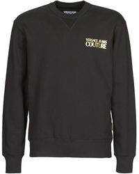 Versace Jeans Couture Sweater B7gva7fb - Zwart