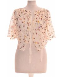 See By Chloé Gilet Femme 34 - T0 - Xs Gilet - Rose