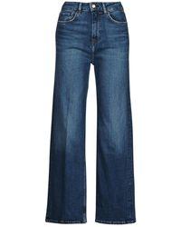 Pepe Jeans LEXA SKY HIGH Jeans - Bleu