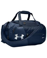 Under Armour Undeniable Duffle 40 Travel Bag - Blue
