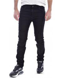 DSquared² Skinny Jeans S71lb0525 - Zwart