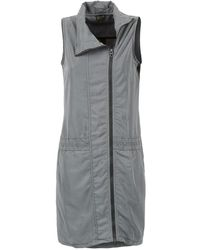 Bench - Easy Women's Dress In Grey - Lyst