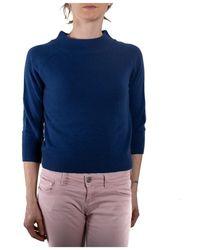 Marella 33663396 Pull - Bleu