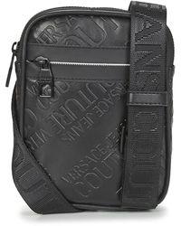 Versace Jeans Handtassen E1yubb42 - Zwart
