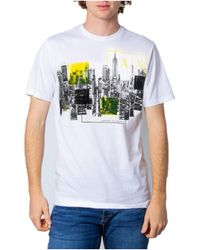 Brian Brome T-shirt 3HZTHR ZJH4Z - Blanc