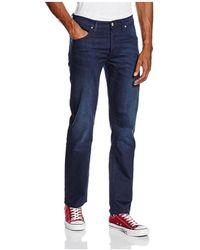 Lee Jeans Daren Rergular Blue Shake 706WVDR