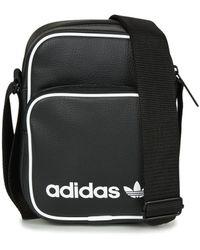 adidas Handtasje Mini Bag Vint - Zwart