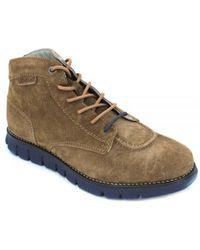 Kickers Kicklegendsport 522093-60 Chaussures - Jaune