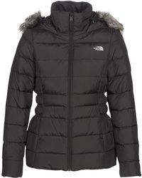 The North Face - Gotham Women's Jacket In Black - Lyst