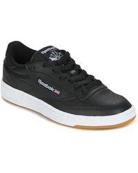 Reebok Lage Sneakers Club C 85 C - Zwart