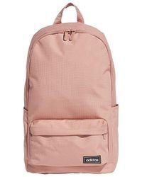 adidas Heuptas Classic 3-stripes Backpack Ed0278 - Roze