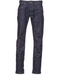 Pepe Jeans CASH hommes Jeans en bleu