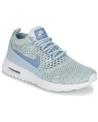 e14176c6cc23 Nike Air Max Thea Ultra Flyknit W Women s Shoes (trainers) In Pink ...